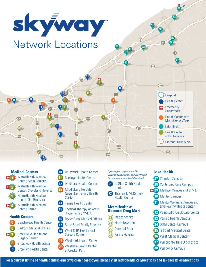 Skyway Member Skyway Health Care Services In Ohio