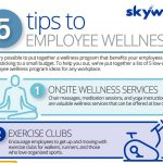 Infographic: 5 tips for Employee Wellness